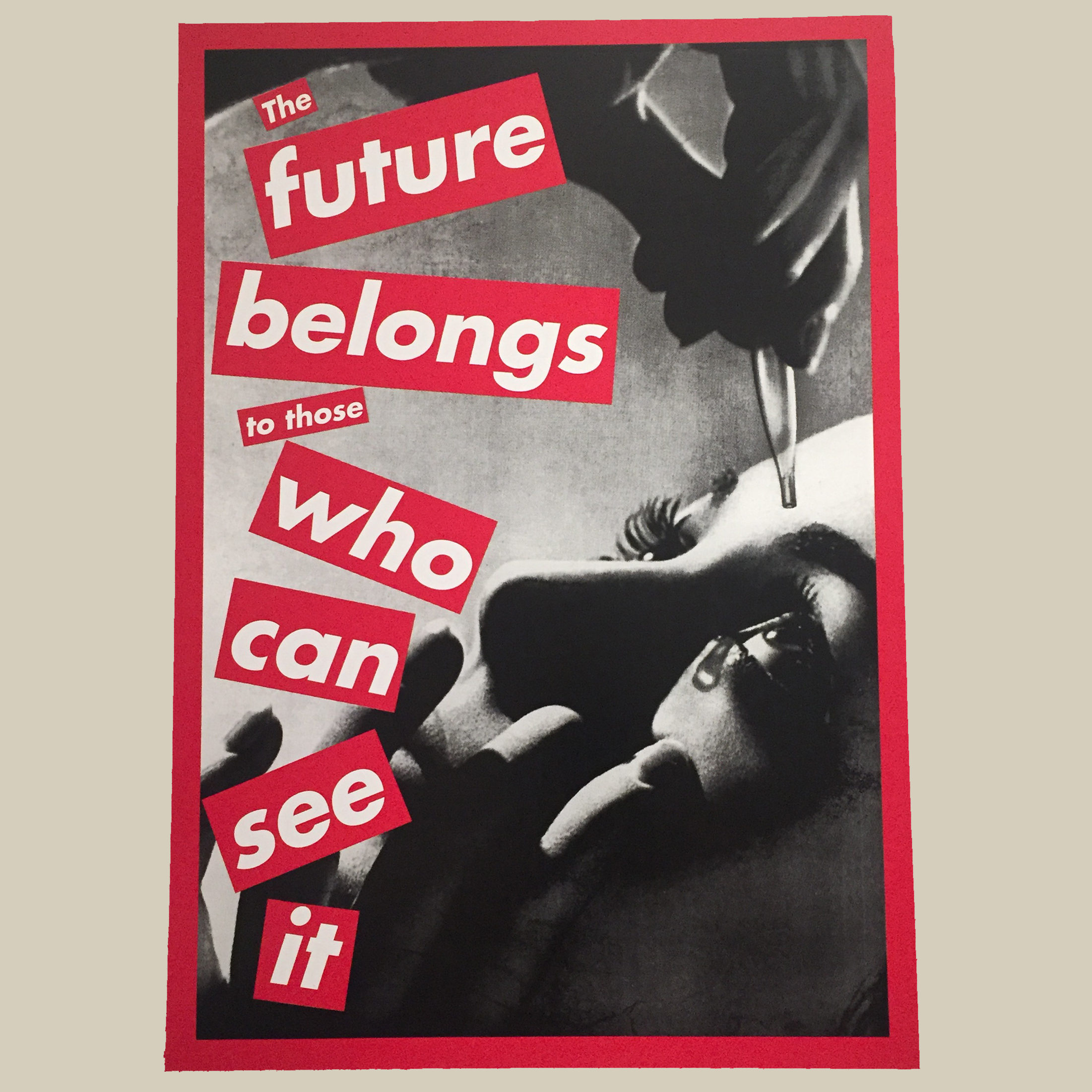Future (Barbara Kruger)